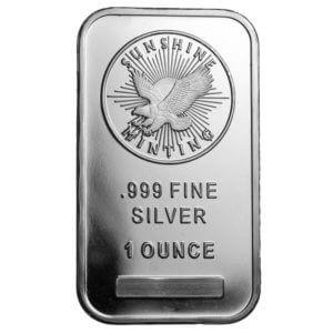 verwachting zilverprijs